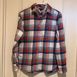 Sz XL (16-18) Tommy Hilfiger Youth Shirt used